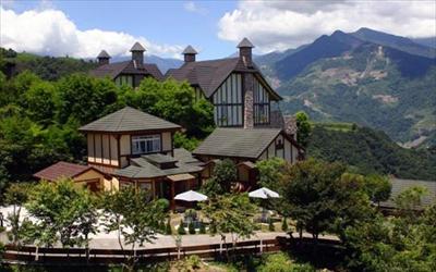一个拥有安全,干净,温馨的小木屋和欧式庭园造景的地方,还有雅致的